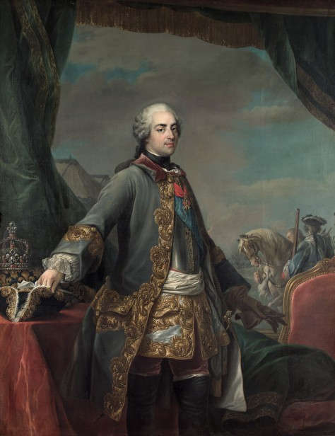 5 B Portrait de Louis XV, Carle Van LOO (1705-1765) Turquin, experts en tableau
