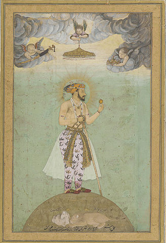 328px-Shahjahan_on_globe,_mid_17th_century (1)